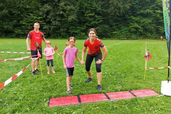 Extrem Hindernislauf kids