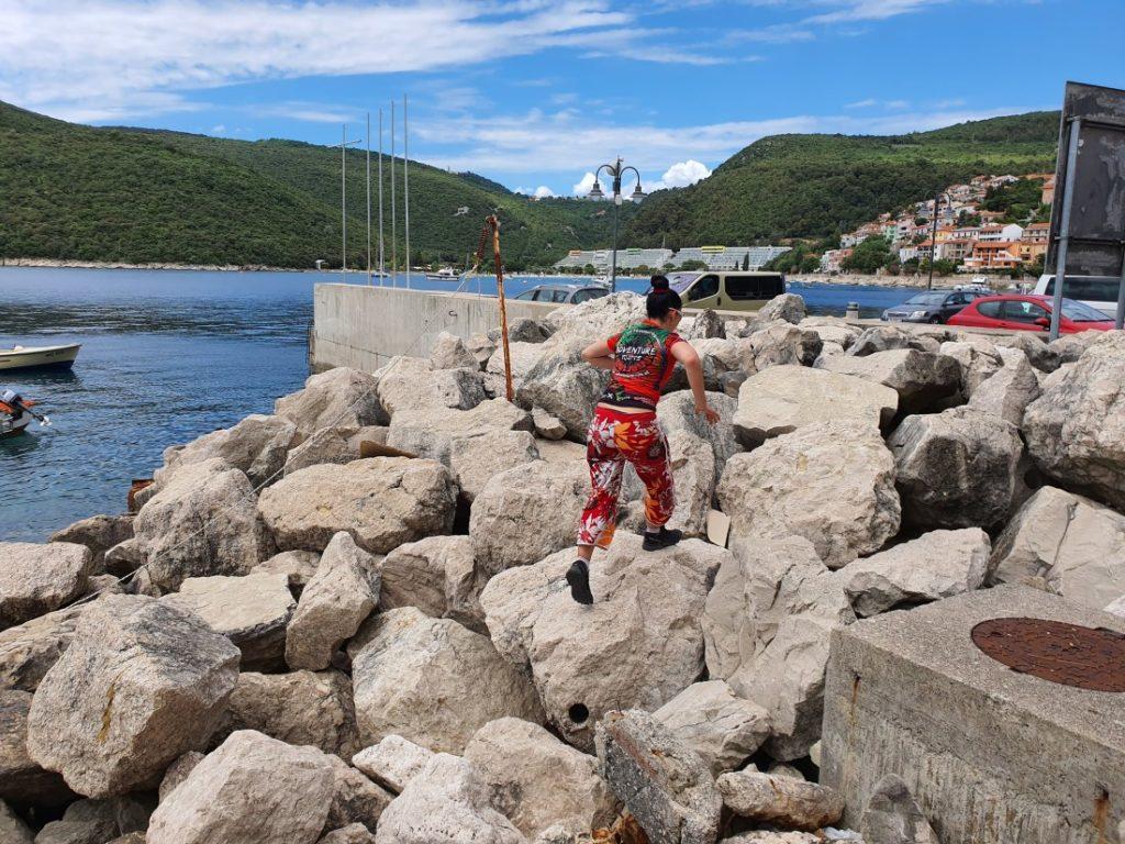 Hindernislauf Kroatien